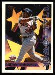 1996 Topps #221   -  Kirby Puckett Star Power Front Thumbnail