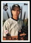 1996 Topps #245   -  Brian Buchanan Draft Pick Front Thumbnail