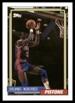 1992 Topps #39  Orlando Woolridge  Front Thumbnail
