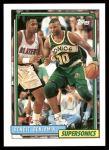 1992 Topps #161  Benoit Benjamin  Front Thumbnail