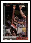 1992 Topps #196  Buck Williams  Front Thumbnail