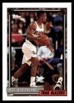 1992 Topps #330  Rod Strickland  Front Thumbnail