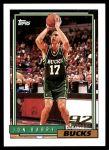 1992 Topps #348  Jon Barry  Front Thumbnail