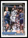 1992 Topps #378  Donald Royal  Front Thumbnail