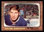 1966 Topps #86  Vic Hadfield  Front Thumbnail