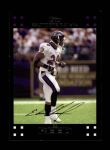 2007 Topps #245  Ed Reed  Front Thumbnail