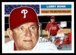 2005 Topps Heritage #60  Larry Bowa  Front Thumbnail