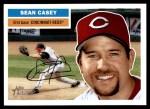2005 Topps Heritage #126  Sean Casey  Front Thumbnail