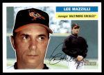2005 Topps Heritage #229  Lee Mazzilli   Front Thumbnail
