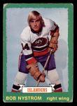 1973 O-Pee-Chee #202  Bob Nystrom  Front Thumbnail