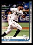 2019 Topps #175  Tommy Pham   Front Thumbnail