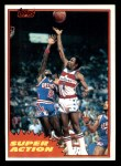 1981 Topps #105 E  -  Kevin Porter Super Action Front Thumbnail