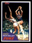 1981 Topps #81 W Rich Kelley  Front Thumbnail
