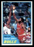 1981 Topps #68 MW Dwight Jones  Front Thumbnail