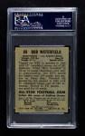 1949 Leaf #89  Bob Waterfield  Back Thumbnail