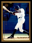 1999 Topps Traded #65 T Alfonso Soriano  Front Thumbnail