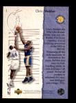 1994 Upper Deck #1   -  Chris Webber All-Rookie Team Back Thumbnail