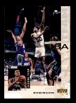 1994 Upper Deck #18   -  David Robinson All-NBA Team Front Thumbnail