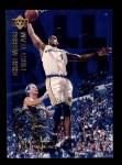 1994 Upper Deck #1   -  Chris Webber All-Rookie Team Front Thumbnail