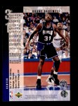 1994 Upper Deck #310  Duane Causwell  Back Thumbnail