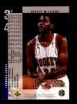 1994 Upper Deck #348  Reggie Williams  Back Thumbnail