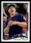2014 Topps Update #98   -  Anthony Rizzo  All-Star Front Thumbnail