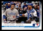 2019 Topps #12   -  Anthony Rizzo / Salvador Perez Crackin' Jokes Front Thumbnail