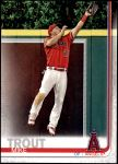 2019 Topps #100 A Mike Trout  Front Thumbnail