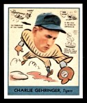 1938 Goudey Heads-Up Reprint #265  Charley Gehringer  Front Thumbnail