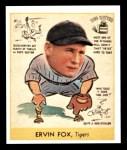 1938 Goudey Heads-Up Reprint #266  Pete Fox  Front Thumbnail