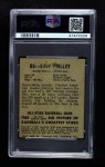 1948 Leaf #85  Dave Philley  Back Thumbnail