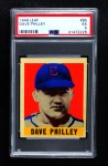 1948 Leaf #85  Dave Philley  Front Thumbnail