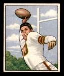 1950 Bowman #45  Otto Graham  Front Thumbnail