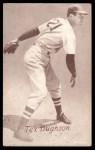 1947 Exhibits  Tex Hughson   Front Thumbnail
