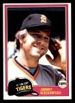 1981 Topps #468  John Wockenfuss  Front Thumbnail