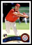 2011 Topps Update #97  Cody Eppley  Front Thumbnail