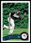 2011 Topps Update #141  Mike Cameron  Front Thumbnail