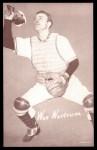 1947 Exhibits  Wes Westrum  Front Thumbnail