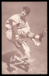 1939 Exhibits Salutations  Howie Pollet   Front Thumbnail