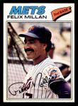 1977 O-Pee-Chee #249  Felix Millan  Front Thumbnail