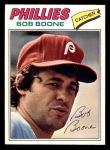 1977 O-Pee-Chee #68  Bob Boone  Front Thumbnail
