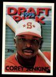 1995 Topps Traded #106 T Corey Jenkins  Front Thumbnail