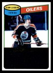 1980 Topps #182   -  Wayne Gretzky Oilers Leaders Front Thumbnail