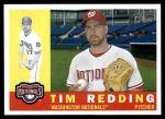 2009 Topps Heritage #175  Tim Redding  Front Thumbnail