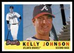 2009 Topps Heritage #335  Kelly Johnson  Front Thumbnail