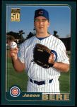 2001 Topps #657  Jason Bere  Front Thumbnail