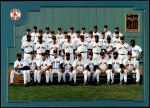 2001 Topps #756   Boston Red Sox Team Front Thumbnail