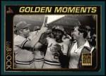 2001 Topps #788   -  Lou Brock Golden Moments Front Thumbnail