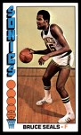 1976 Topps #63  Bruce Seals  Front Thumbnail