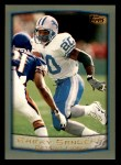 1999 Topps #200  Barry Sanders  Front Thumbnail
